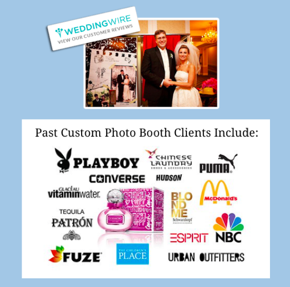 Classic Photo Booth - Homepage