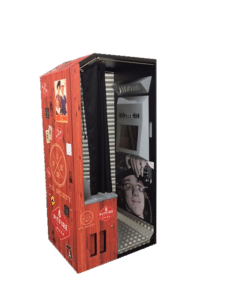 Custom digital photo booth