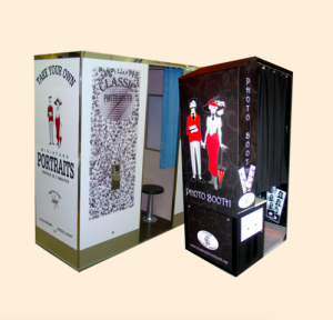 Classic and Digital Photo Booths