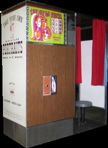 Retro Classic Photo Booth